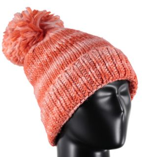 SPYDER TWISTY WOMENS HAT - BURST/WHITE/CORAL