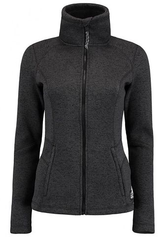 O'NEILL PISTE ZIP WOMENS TOP - BLACK OUT - SIZE XS