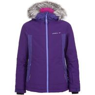 O'NEILL FELICE GIRLS JACKET - PARACHUTE PURPLE