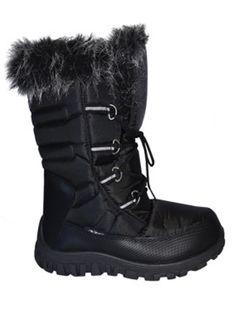 XTM NADJA WOMENS APRES BOOTS - BLACK - SIZE 38