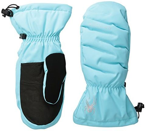 SPYDER CANDY DOWNHILL WOMENS MITTENS - FREEZE - SIZE M