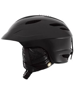 GIRO SHEER WOMENS HELMET - BLACK LAUREL - SIZE S