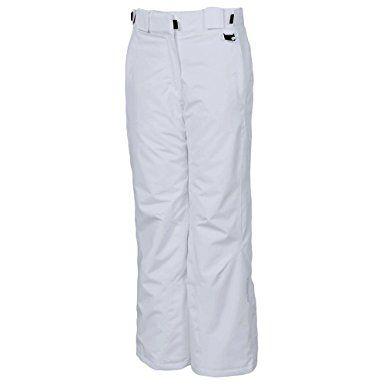 KARBON HALO KIDS PANTS - ARCTIC WHITE - SIZE 10