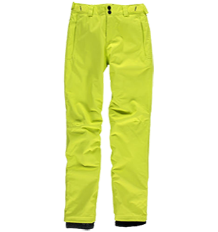 O'NEILL ANVIL BOYS PANTS - POISON YELLOW - SIZE 128/8