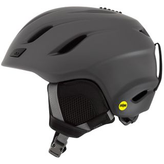 GIRO NINE MIPS MENS HELMET - MATTE BLACK