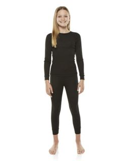 XTM POLYPRO KIDS TOP - BLACK