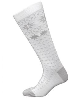 XTM POWDER WOMENS SOCKS - WHITE