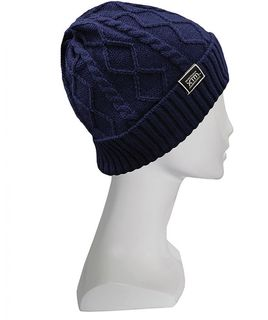 XTM BRONSON ADULTS BEANIE - NAVY