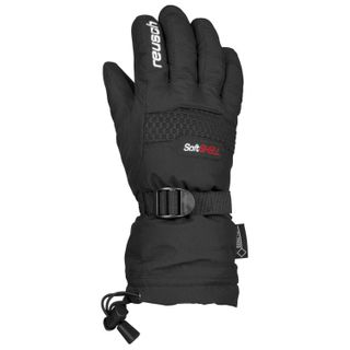 REUSCH SAMIR JR KIDS GLOVES - BLACK