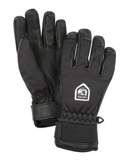 HESTRA MOJE C-ZONE WOMENS GLOVES - BLACK/BLACK
