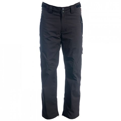 PURE KEYSTONE MENS PANTS - BLACK - SIZE XL