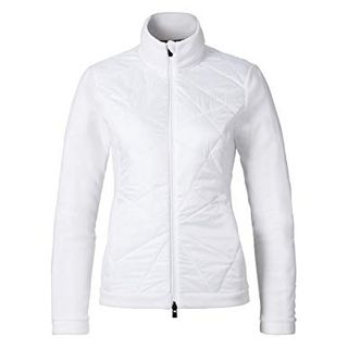 KJUS BAY MIX WOMENS MIDDLE JACKET - WHITE
