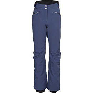 EIDER ST ANTON WOMENS PANTS - NIGHT SHADOW BLUE - SIZE 6