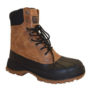 XTM KONRAD MENS APRES BOOTS - BROWN