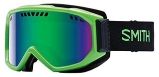 SMITH SCOPE ADULTS GOGGLES - REACTOR CREATURE WITH GREEN SOL-X MIRROR LENS