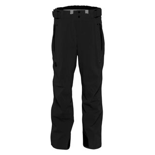 PHENIX NORWAY ALPINE TEAM SALOPETTE MENS PANTS - BLACK