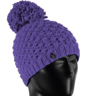 SPYDER BRRR BERRY GIRLS HAT - IRIS