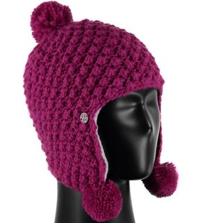SPYDER BITSY BERRY GIRLS HAT - RASPBERRY