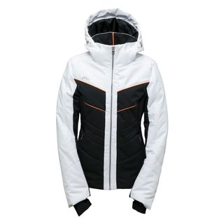 PHENIX FURANO WOMENS JACKET - BLACK/WHITE - SIZE 14