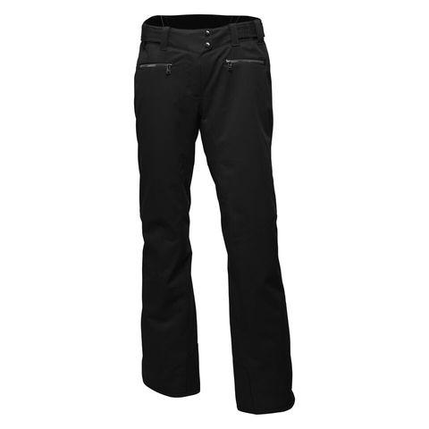 PHENIX TEINE SUPER SLIM WOMENS PANTS - BLACK - SIZE 8
