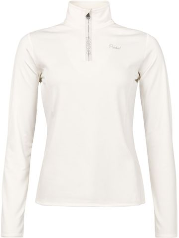 PROTEST FABRIZOY 1/4 ZIP WOMENS TOP - SEASHELL - SIZE S
