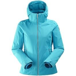 EIDER SQUAW VALLEY 2.0 WOMENS JACKET - BLUE MORPHO - SIZE S