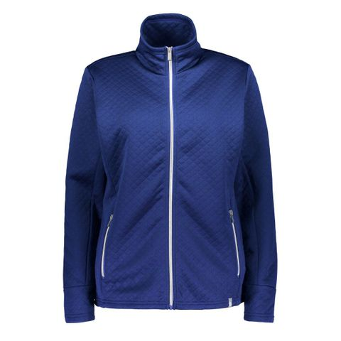 RAISKI SAYURI R+ WOMENS JACKET - PARISIAN NIGHT BLUE - SIZE 38/10 PLUS