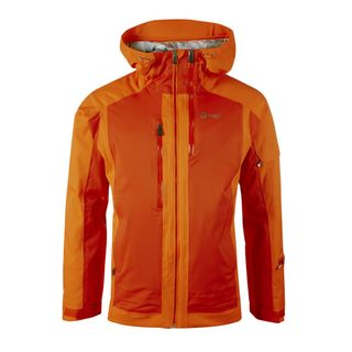 HALTI PODIUM DX MENS JACKET - ORANGE CORN - SIZE 2XL