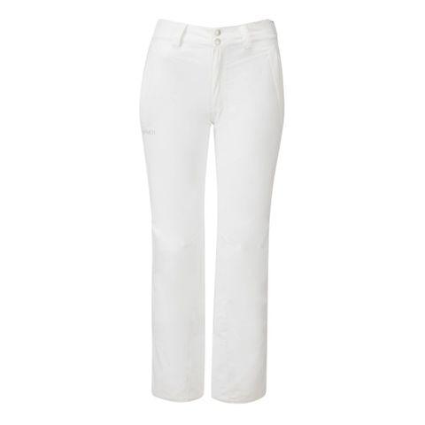 HALTI PUNNTI WOMENS PANTS - WHITE - SIZE 40/12
