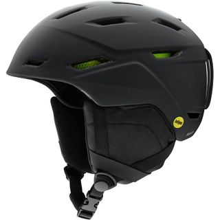 SMITH MISSION MIPS HELMET MATT BLACK