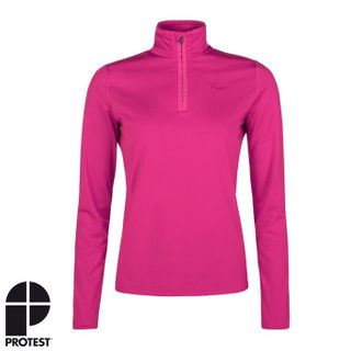 PROTEST FABRIZOY WOMENS SKIVVY TULIP RED