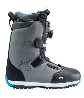 ROME 19 STOMP BOA MENS SNOWBOARD BOOT BLACK  11.5