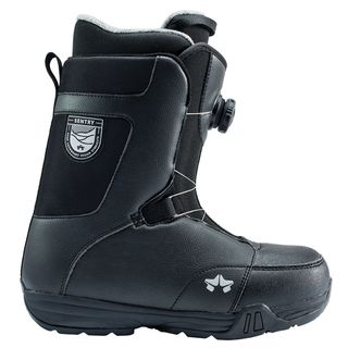 ROME 19 SENTRY BOA MENS SNOWBOARD BOOT BLACK 9.5