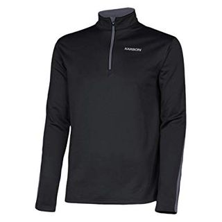 KARBON CHRONUS MENS 1/4 ZIP SKIVVY B2 2XL