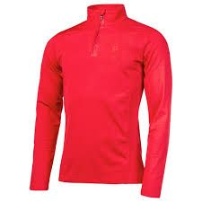 PROTEST WILLOWY MENS SKIVVY RED BURN L