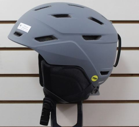 SMITH MISSION HELMET MIPS  CHARCOAL M