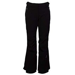 KARBON MERIDIAN  WOMENS PANTS - BLACK - SIZE 14