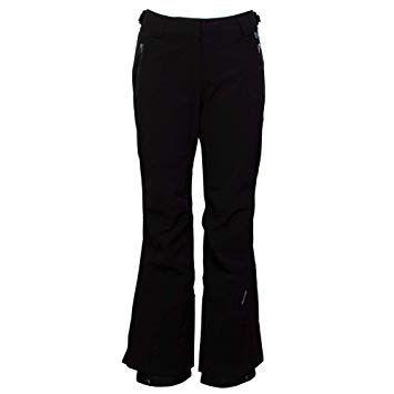 KARBON MERIDIAN  WOMENS PANTS - BLACK - SIZE 12