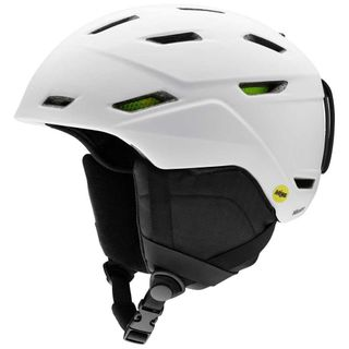 SMITH MISSION MIPS HELMET MATT WHITE S