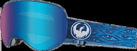 DRAGON X2 MIDNIGT LL BLUE IONISED/LL AMBER