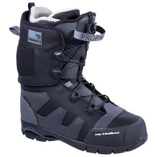 NORTHWAVE 19 PROPHECY MENS SNOWBOARD BOOT BLACK