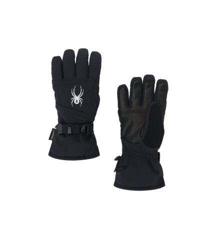 SPYDER SYNTHESIS GORE-TEX WOMENS GLOVES - BLACK - SIZE S
