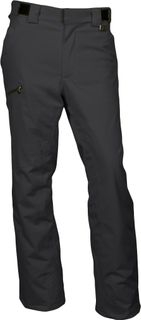 KARBON SILVER TRIM MENS PANTS - BLACK - SIZE XL