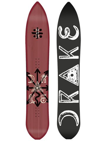 DRAKE BATTLE 2016 MENS SNOWBOARD - 163cm