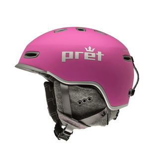 PRET ADULTS HELMET LYRIC ROSE S