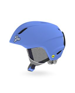 GIRO KIDS HELMET LAUNCH, MIPS, SHOCK BLUE