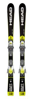 HEAD KIDS SKI WC RACE TEAM PRO/TYROLIA SLR 7.5  - 140