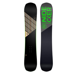 NIDECKER 2020 SNOWBOARD PLAY, 159