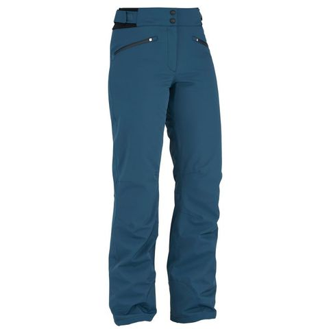 EIDER ST ANTON WOMENS PANTS - MIDNIGHT BLUE - SIZE 6