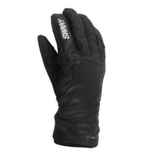 SWANY BLACKHAWK MENS GLOVES - BLACK